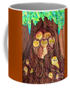 Guardians Of The Forest Coffee Mug
