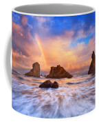 Guardians Of The Sea Coffee Mug by Darren  White