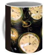 Guardians Of Time Coffee Mug
