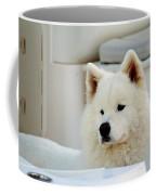 Guarding The Boat Coffee Mug