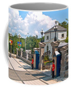 Guards At Queen's Gate In Ottawa-on Coffee Mug