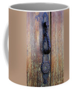 Guatemala Door Decor 4 Coffee Mug