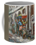 Guatemala Impression V - Left Hand 1 Coffee Mug