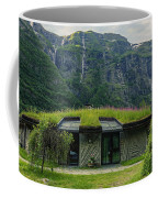 Gudvangen Norway Style Sunroof Coffee Mug