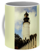 Guiding Light Of Key West Coffee Mug