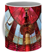 Guiding Red Light Coffee Mug