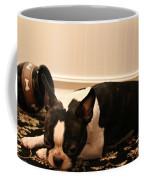 Guilt Coffee Mug