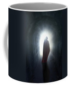 Guise In Tunnel Coffee Mug by Joana Kruse