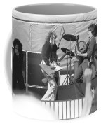 Guitar Jam At Day On The Green In Oakland 1976 Coffee Mug