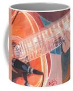 Guitar Music Coffee Mug