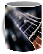 Guitar Strings Coffee Mug