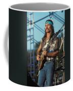 Guitarist Dickie Betts Coffee Mug