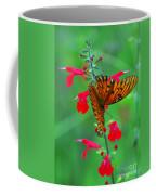 Gulf Fritillary 1 Coffee Mug