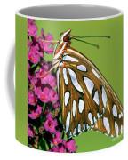 Gulf Fritillary Butterfly Agraulis Coffee Mug