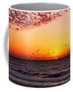 Gulf Sunset Coffee Mug