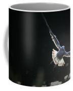 Gull In Flight Coffee Mug