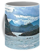 Gull Island Rookeries In Kachemak Bay-alaska Coffee Mug