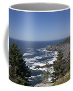 Gull Rock And Burnt Head Coffee Mug