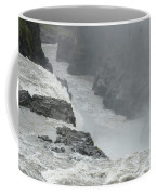 Gullfoss Waterfall Iceland Coffee Mug