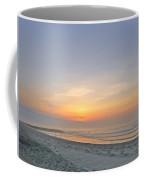 Gulls At Sunrise Coffee Mug