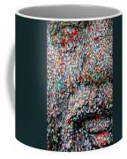 Gum Face  Coffee Mug