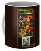 Series - Gumball Silver Bars With Graffiti - Iconic New York City Coffee Mug