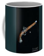 Gun - Musket With Musket Ball Coffee Mug