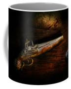 Gun - Pistol - Romance Of Pirateering Coffee Mug