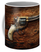 Gun - Police - True Grit Coffee Mug