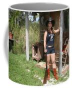 Gun Smoke And Lead 005 Coffee Mug