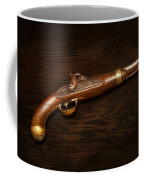 Gun - Us Pistol Model 1842 Coffee Mug