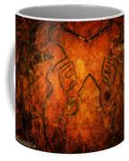 Guns A Blazing Coffee Mug