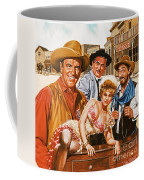 Gunsmoke Coffee Mug