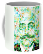 Gurdjieff- Watercolor Portrait Coffee Mug
