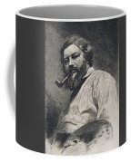 Gustave Courbet Coffee Mug
