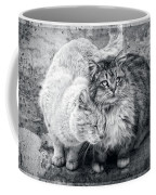 Gutter Kitties Nine Coffee Mug