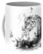 Gutter Kitties Six Coffee Mug