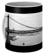 Manhattan Bridge Span Coffee Mug