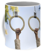Gymnastic Rings Coffee Mug