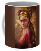 Gypsy Woman Coffee Mug by Ciro Marchetti