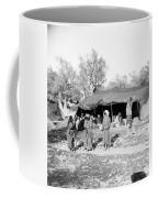 Gyspy Encampment, C1900 Coffee Mug