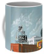 H And C Coffee Coffee Mug