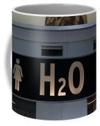 H2O Coffee Mug