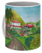 Hacienda Gripinas Old Coffee Plantation Coffee Mug