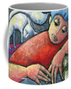 Haciendo Tareas En Mi Cuarto Coffee Mug