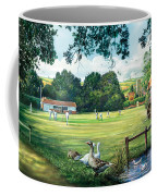 Hadlow Cricket Club Coffee Mug