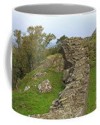 Hadrian's Wall Near Walltown Quarry Coffee Mug