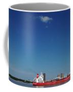 Hafnia Pegasus Mississippi River Coffee Mug