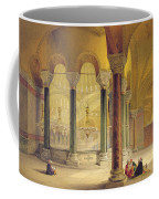 Haghia Sophia, Plate 11 The Meme Coffee Mug