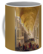 Haghia Sophia, Plate 2 The Narthex Coffee Mug